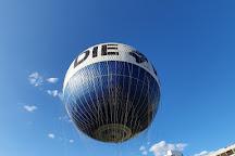 Air Service Berlin - Weltballon, Berlin, Germany