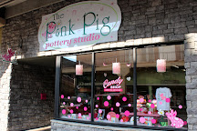 Pink Pig Pottery Studio, Morristown, United States