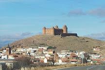 La Calahorra Castle, La Calahorra, Spain