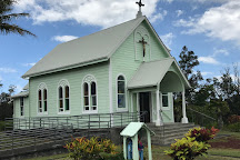 Star of the Sea Painted Church, Kalapana, United States