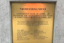 Vredesmonument, Kaatsheuvel, The Netherlands