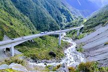 Otira Viaduct Lookout, Arthur's Pass National Park, New Zealand