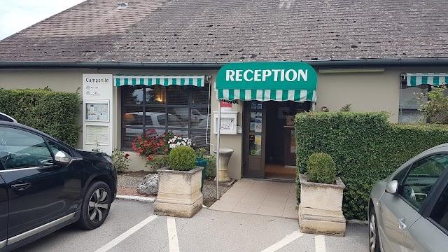Hôtel Restaurant Campanile Beaune