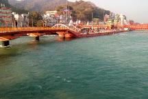 Ganga Aarti at Haridwar, Haridwar, India