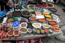 Plaza De Los Ponchos Mercado, Otavalo, Ecuador