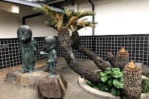 Mizuki Shigeru Museum, Sakaiminato, Japan
