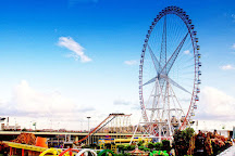 Jinjiang Amusement Park, Shanghai, China