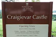Craigievar Castle, Aberdeen, United Kingdom
