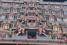 Thillai Kali Amman Temple, Chidambaram, India