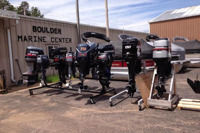 Visit Boulder Marine Center on your trip to Boulder Junction