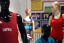 Latvian Sport Museum, Riga, Latvia