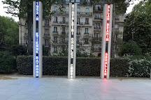 Memorial National de la Guerre d'Algerie et des Combats du Maroc et de la Tunisie, Paris, France