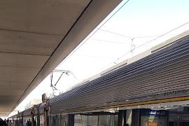 Железнодорожная станция  Lisboa Cais do Sodre