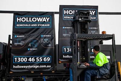 Holloway Self Storage Sydney