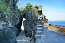 Batu Bolong Temple, Senggigi, Indonesia