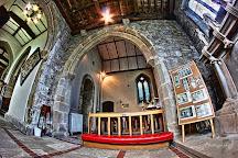 St John The Baptist Church, Ault Hucknall, United Kingdom