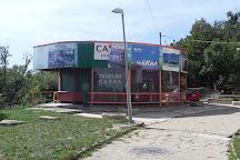 TV Tower (TV Torony), Pecs, Hungary