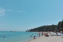 Spiaggia Baia di Campi, Vieste, Italy