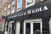 Coffeeshop Club Media, Amsterdam, The Netherlands