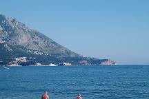 Bečići Beach, Bečići, Montenegro