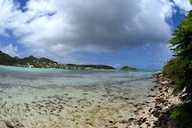 Grand Cul de Sac Beach, Grand Cul-de-Sac, St. Barthelemy