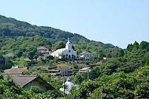Oe Tenshudo Church, Amakusa, Japan