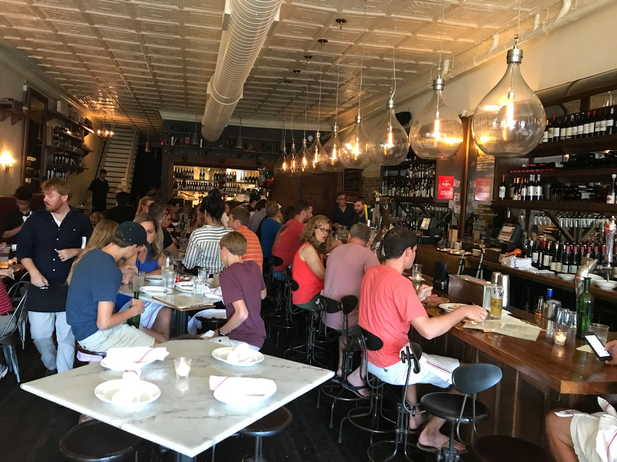 Mateo Bar de Tapas 109 W Chapel Hill St Image