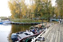 Mizhrichynskyi Regional Landscape Park, Kozelets, Ukraine