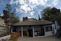 Osios David (The Latomou Monastery), Thessaloniki, Greece