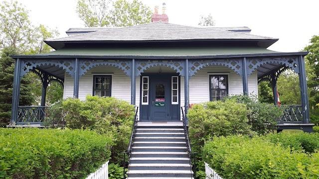 Lieu historique national du Cottage-Hawthorne