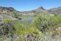 Orilla Verde Recreation Area, Pilar, United States