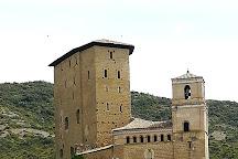 Castillo de Biel, Biel, Spain