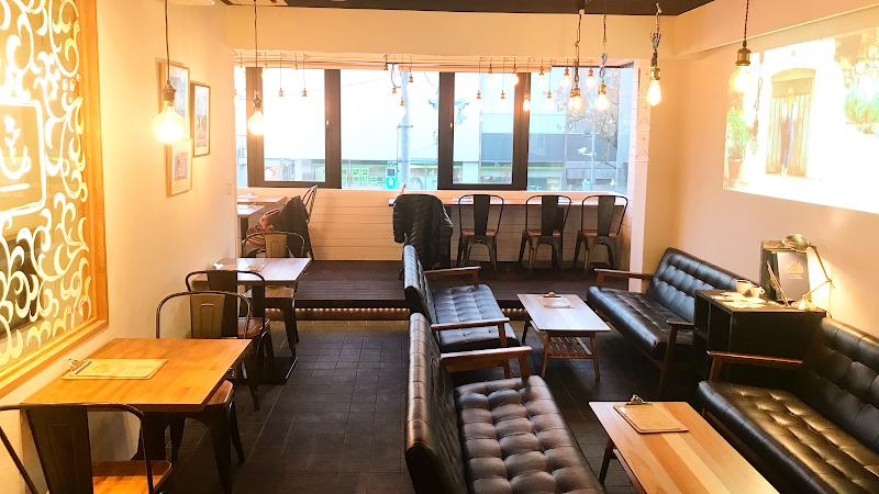 cafe&bar natural stance桜新町