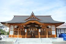 Takei Shrine, Nagano, Japan