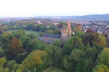 Llandaff Cathedral, Cardiff, United Kingdom