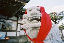 Kabushima Shrine, Hachinohe, Japan