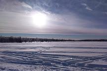 Snow Fun Safaris Lapland, Akaslompolo, Finland