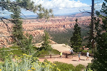 Paria View, Bryce Canyon National Park, United States