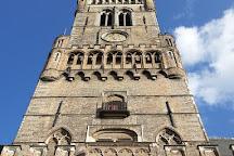 Belfry of Bruges, Bruges, Belgium