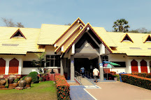 Kung Kraben Aquarium, Chanthaburi Province, Thailand