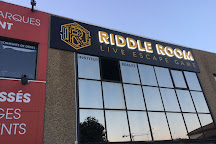 RIDDLE ROOM - Live Escape Game, Nice, France