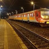 Железнодорожная станция  Swidnik Miasto