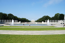 National World War II Memorial, Washington DC, United States