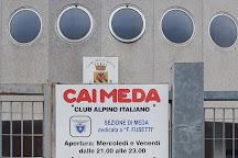 Palestra C.A.I. Meda, Meda, Italy