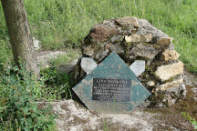 Krizova hora, Cesky Krumlov, Czech Republic