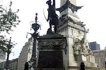 Soldiers & Sailors Monument, Indianapolis, United States