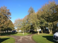 Bladon Chains Caravan and Motorhome Club Site oxford