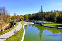 St George City Park, Dobrich, Bulgaria