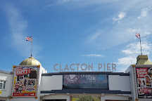 Clacton Pier, Clacton-on-Sea, United Kingdom