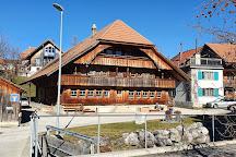 Pfarrkirche Wahlern, Schwarzenburg, Switzerland